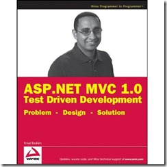 ASP.NET MVC & TDD Free Book Chapter