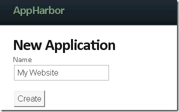 AppHarbor + ASP.NET MVC + Orchard = Awesome